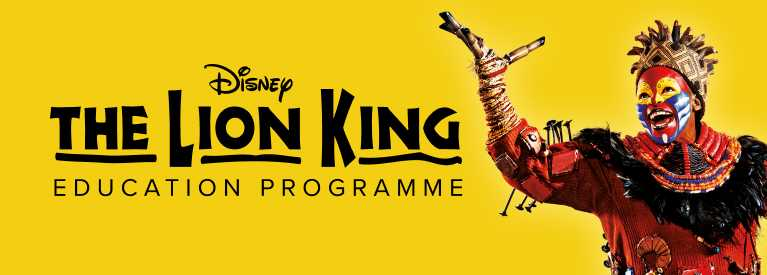 The Lion King Education Programme